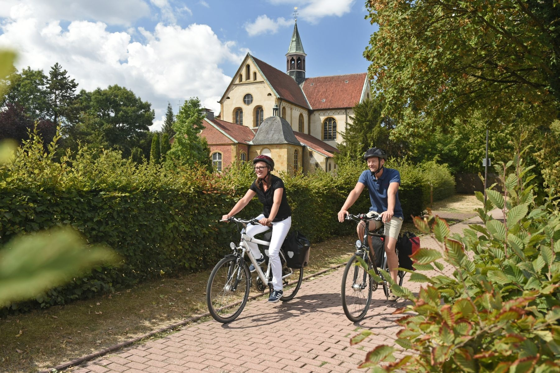 Klosterkirche Marienfeld