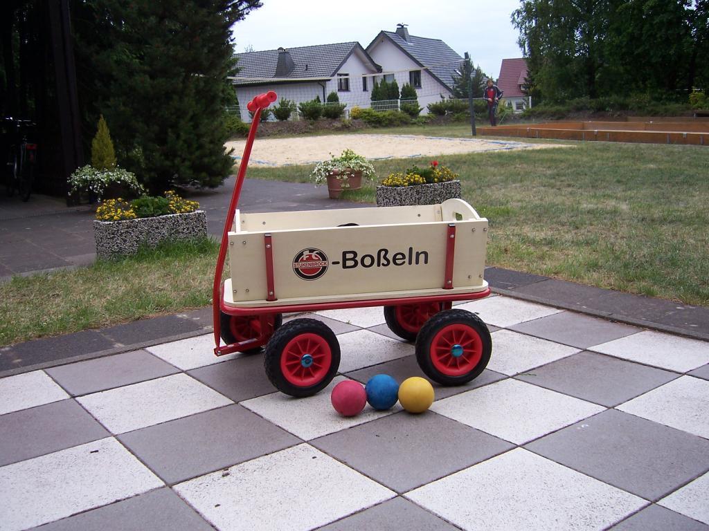 Boßelwagen