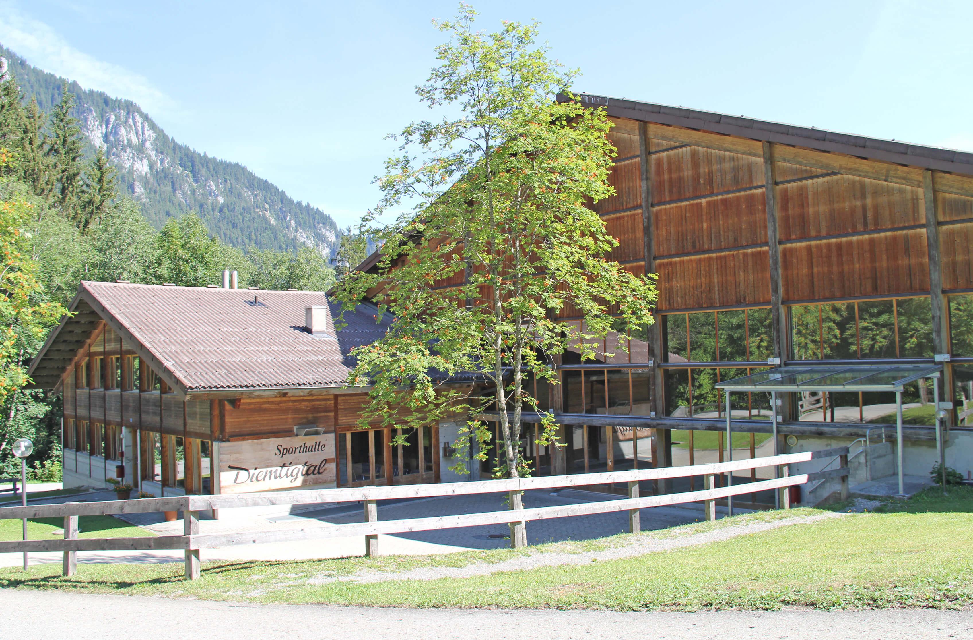 Zahlreiche sportliche Möglichkeiten in der Sporthalle Wiriehorn