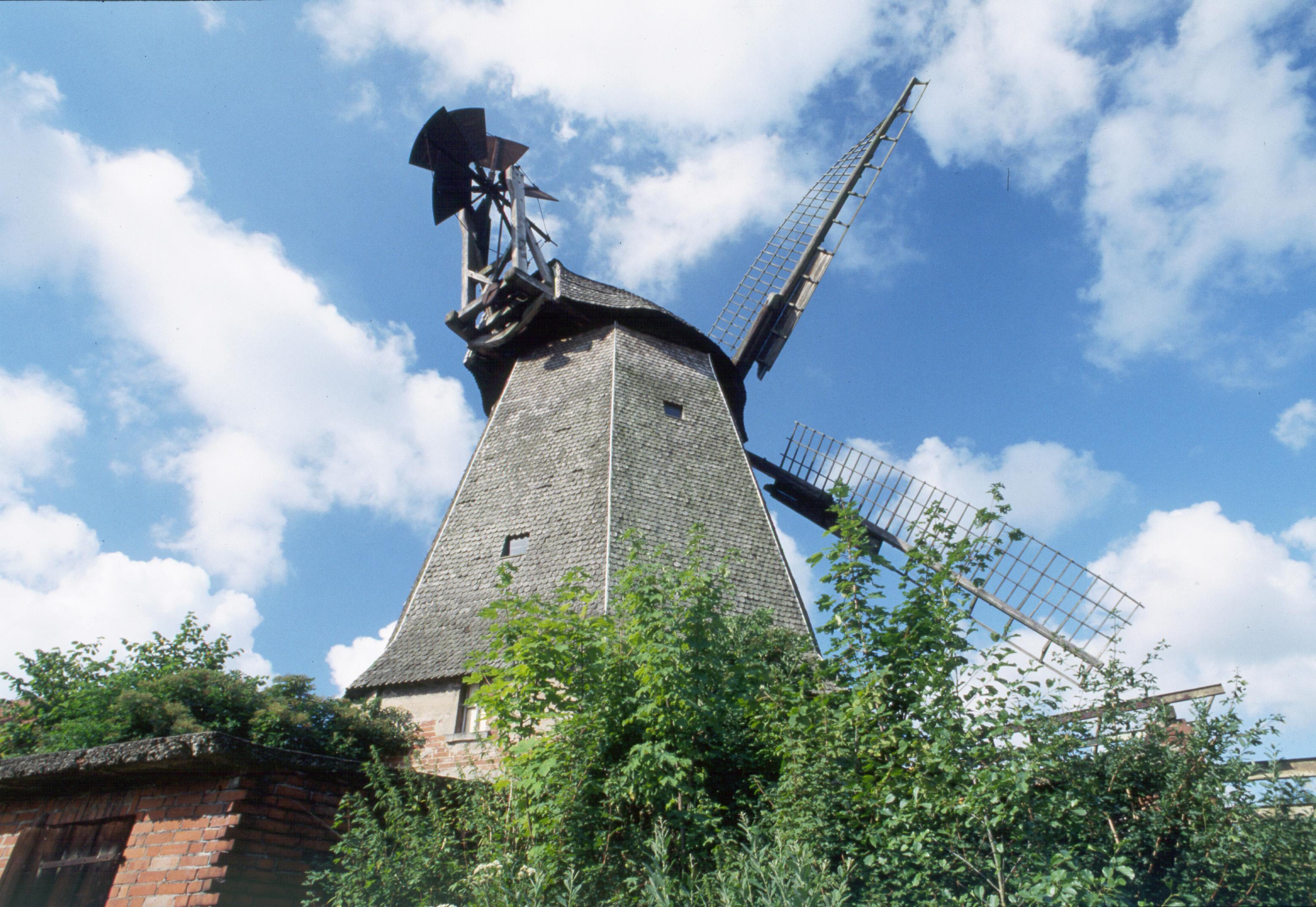 Büschings Mühle Petershagen