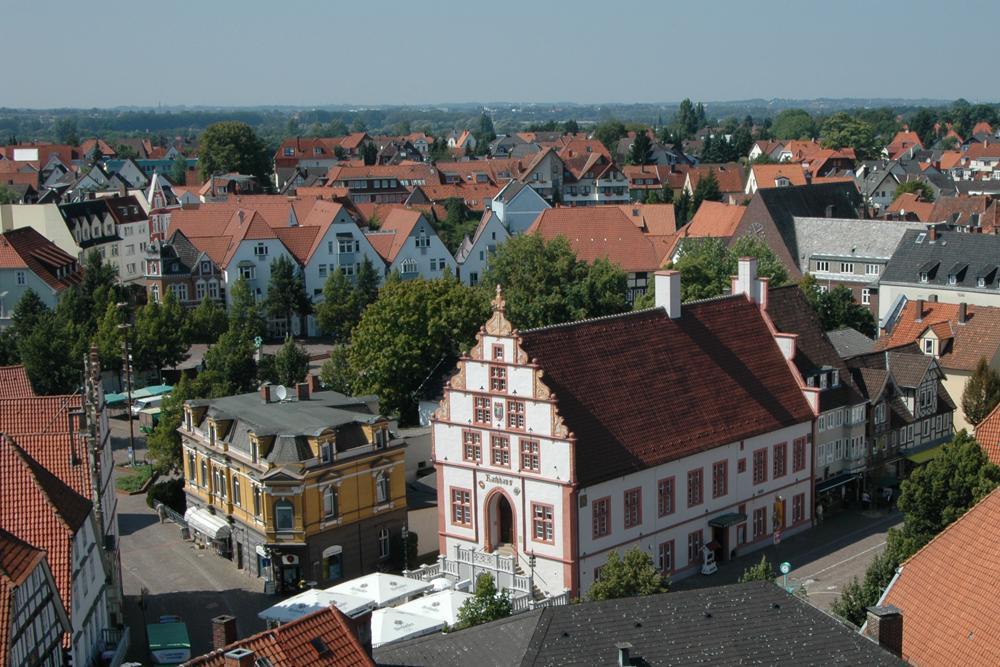 Historisches Rathaus Bad Salzuflen