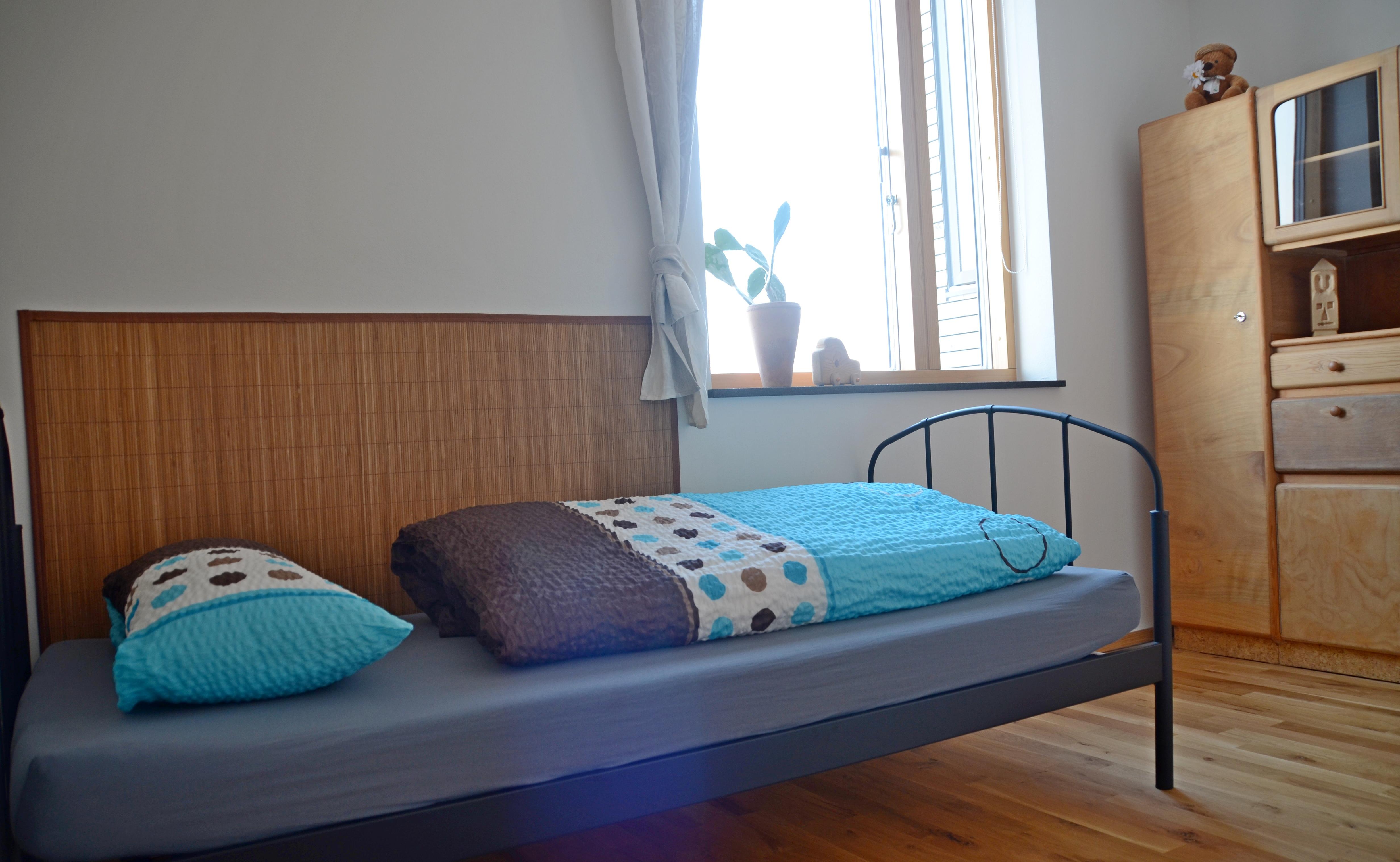 Ferienwohnung Buchhaupt, zweites Schlafzimmer