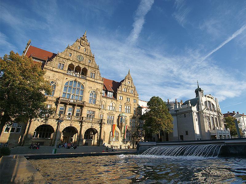 Altes Rathaus, Bielefeld