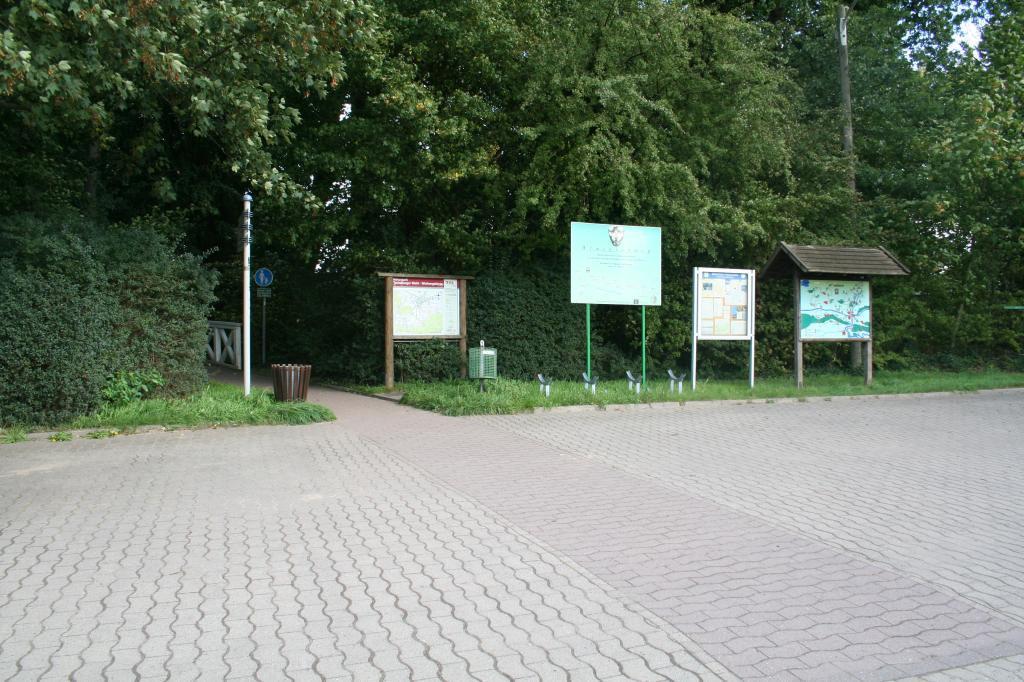 Wanderparkplatz `Sportplatz am Haus Hudenbeck`