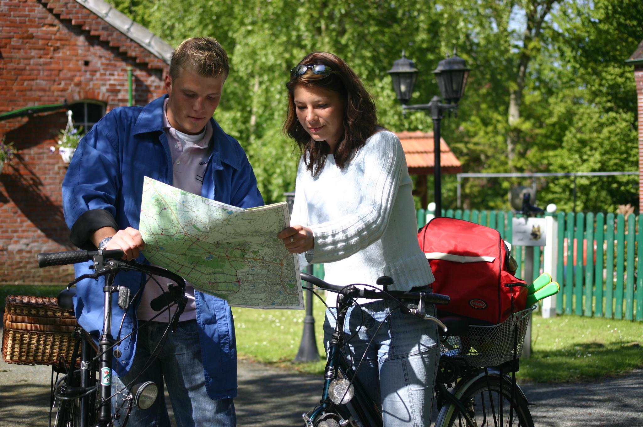 Dornum-Nordseeküste-Radfahren