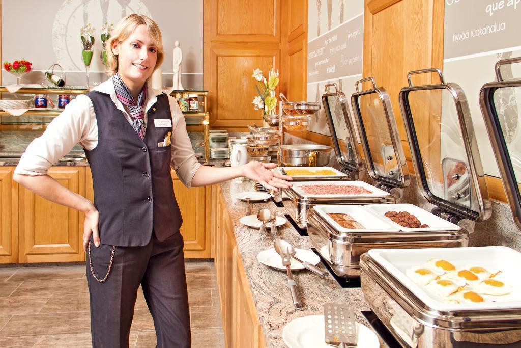 Buffet im Ringhotel Teutoburger Wald in Tecklenburg Brochterbeck