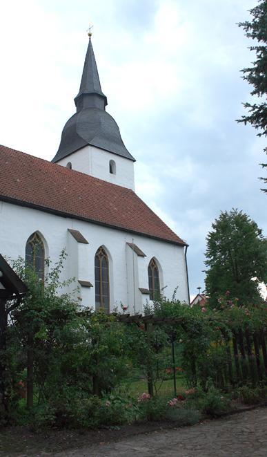 Stiftskirche Levern Südseite