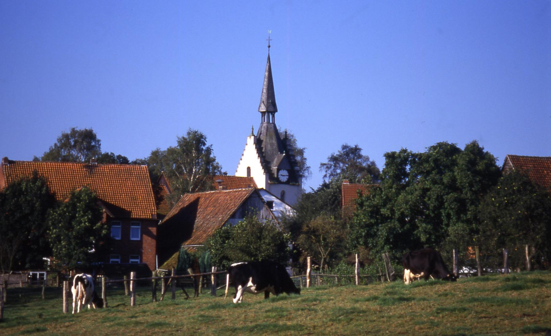 Kirche Wöbbel