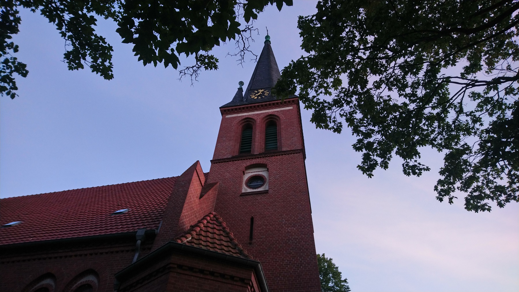 Gottesdienst mit Pastor Henning Kiene