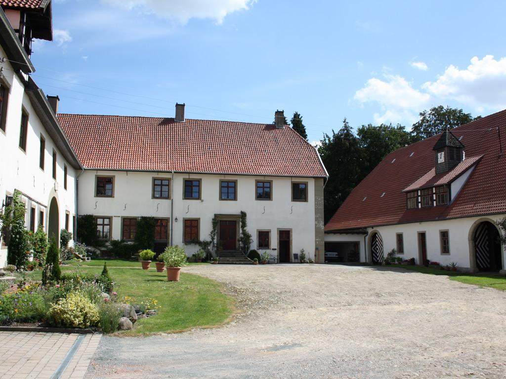 Haus Kilver - Innenhof