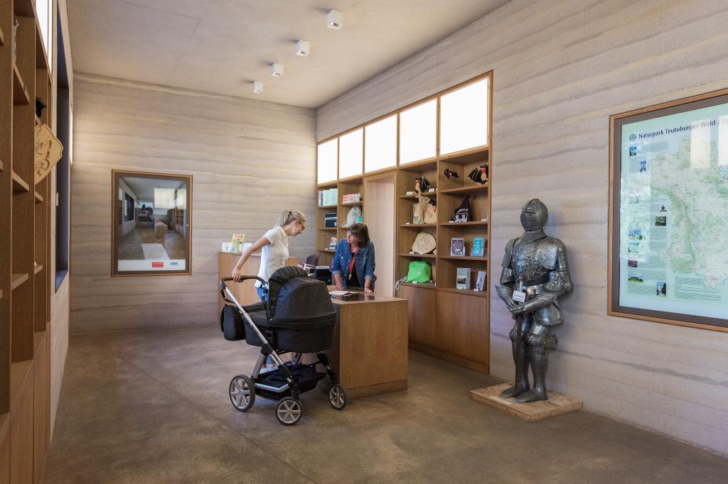 Besucher-Informationszentrum