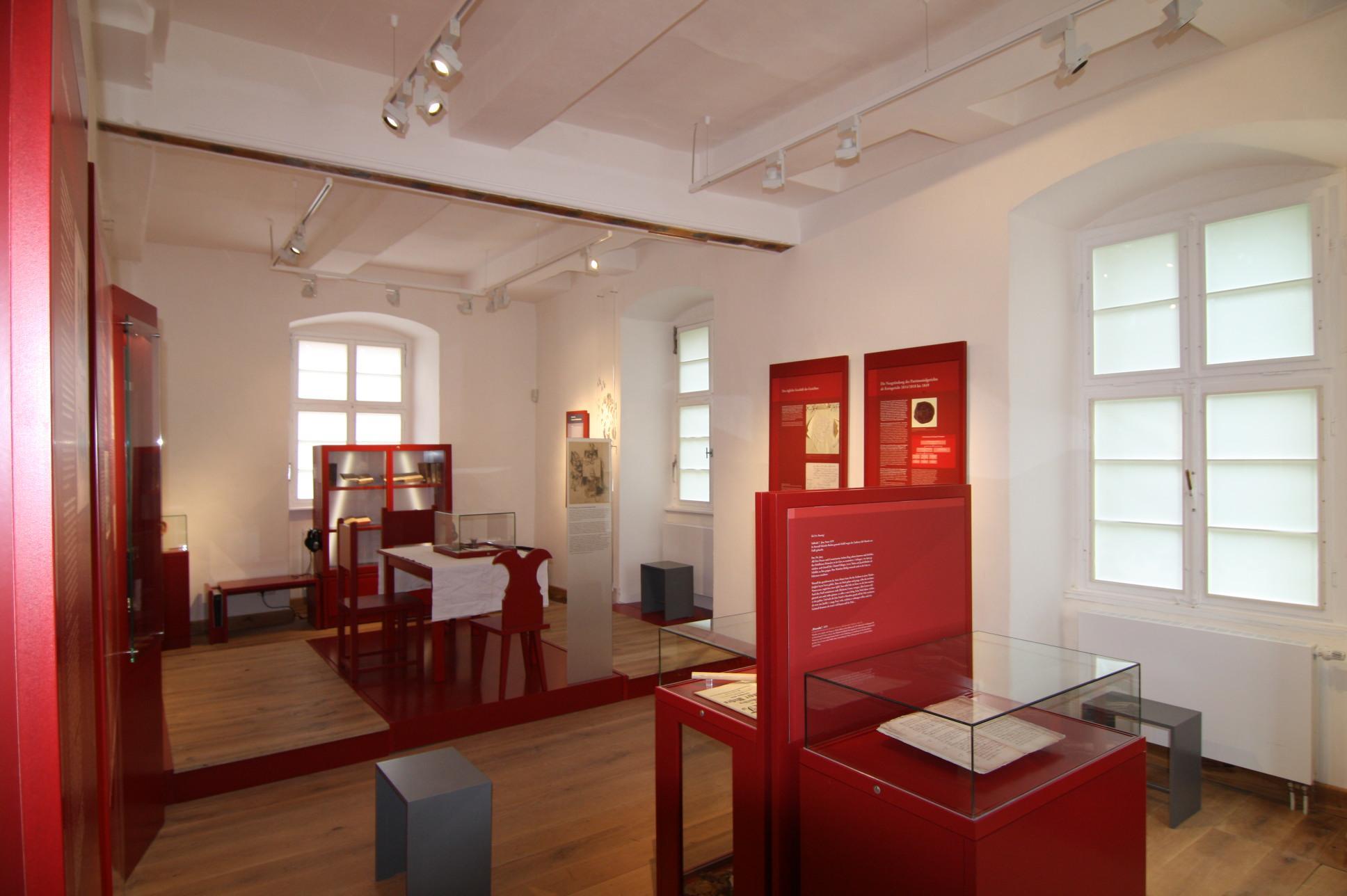 Ausstellung Altes Gericht Fürstenberg