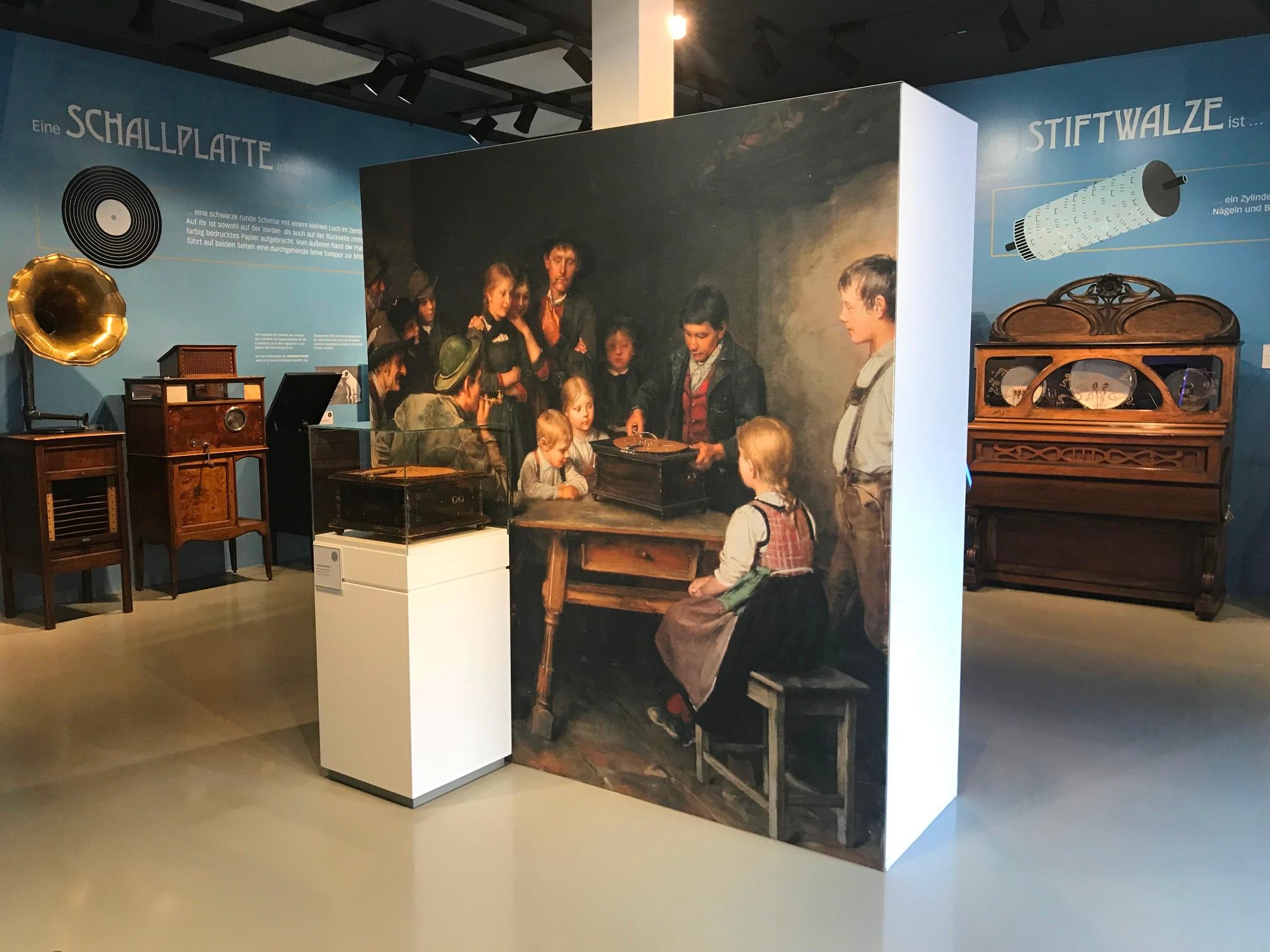 Deutsches Automatenmuseum Espelkamp - Ausstellung Meisterwerke