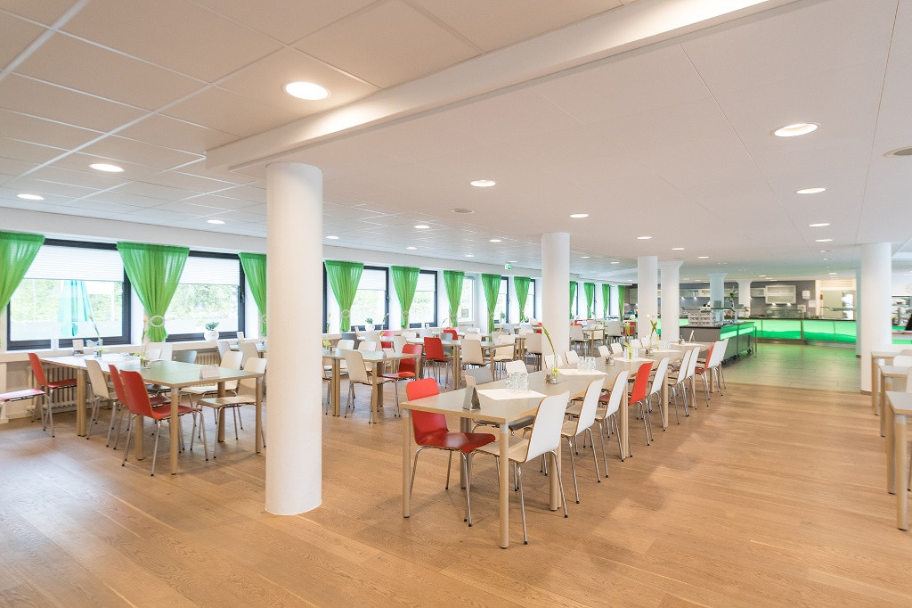 Hermanns Küche Speisesaal
