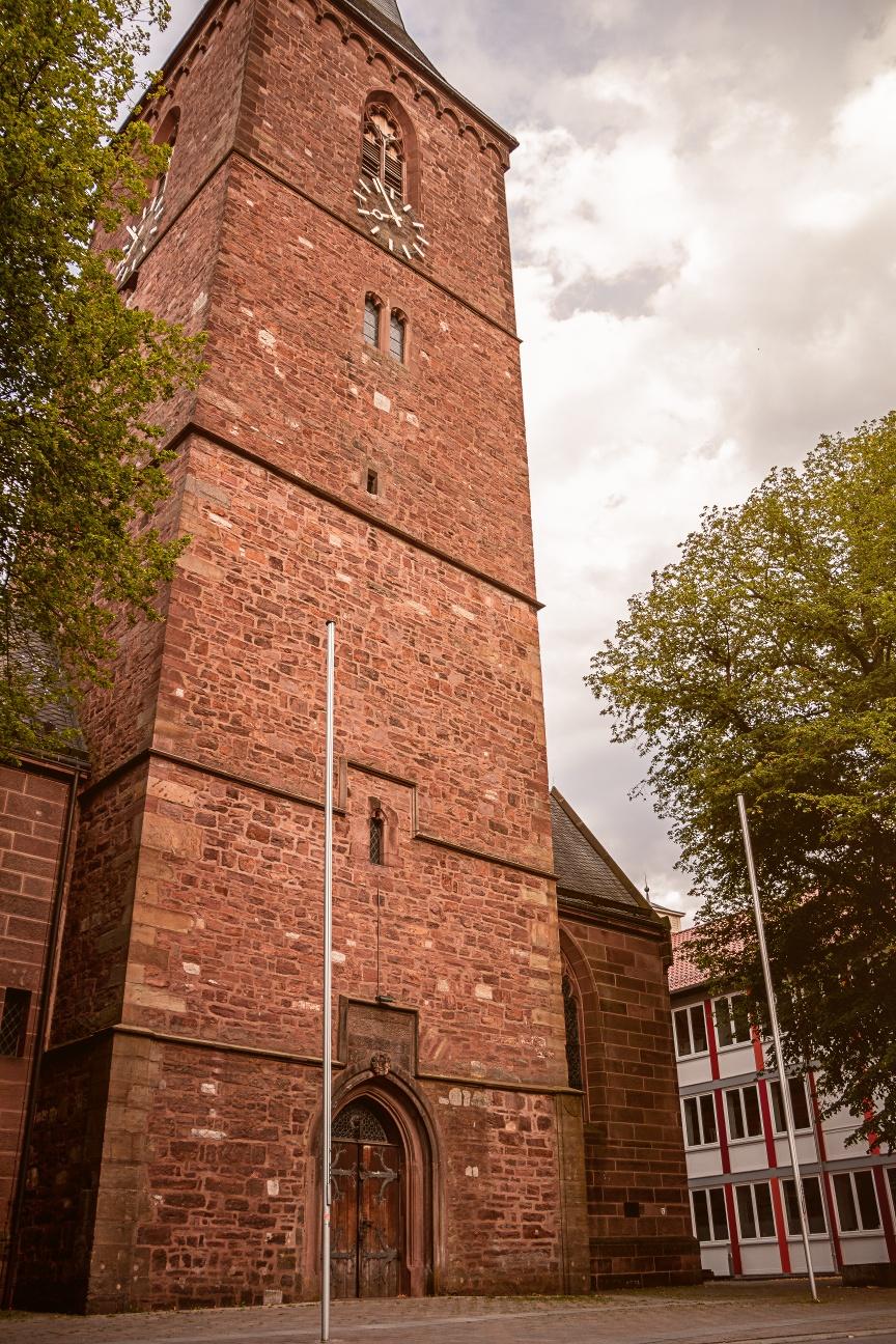 St. Marienkirche Lügde