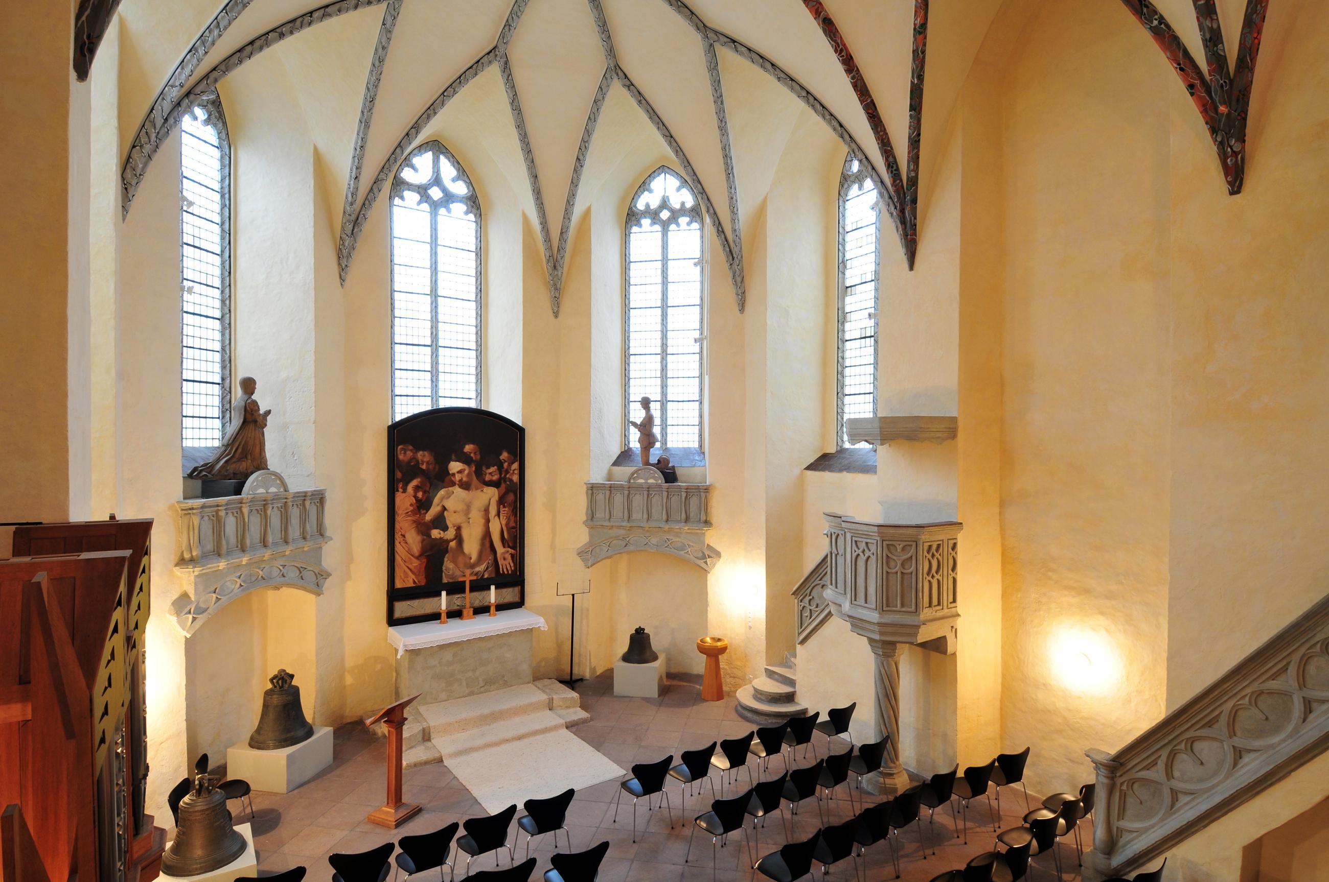 Schlosskapelle im Schloss Gifhorn