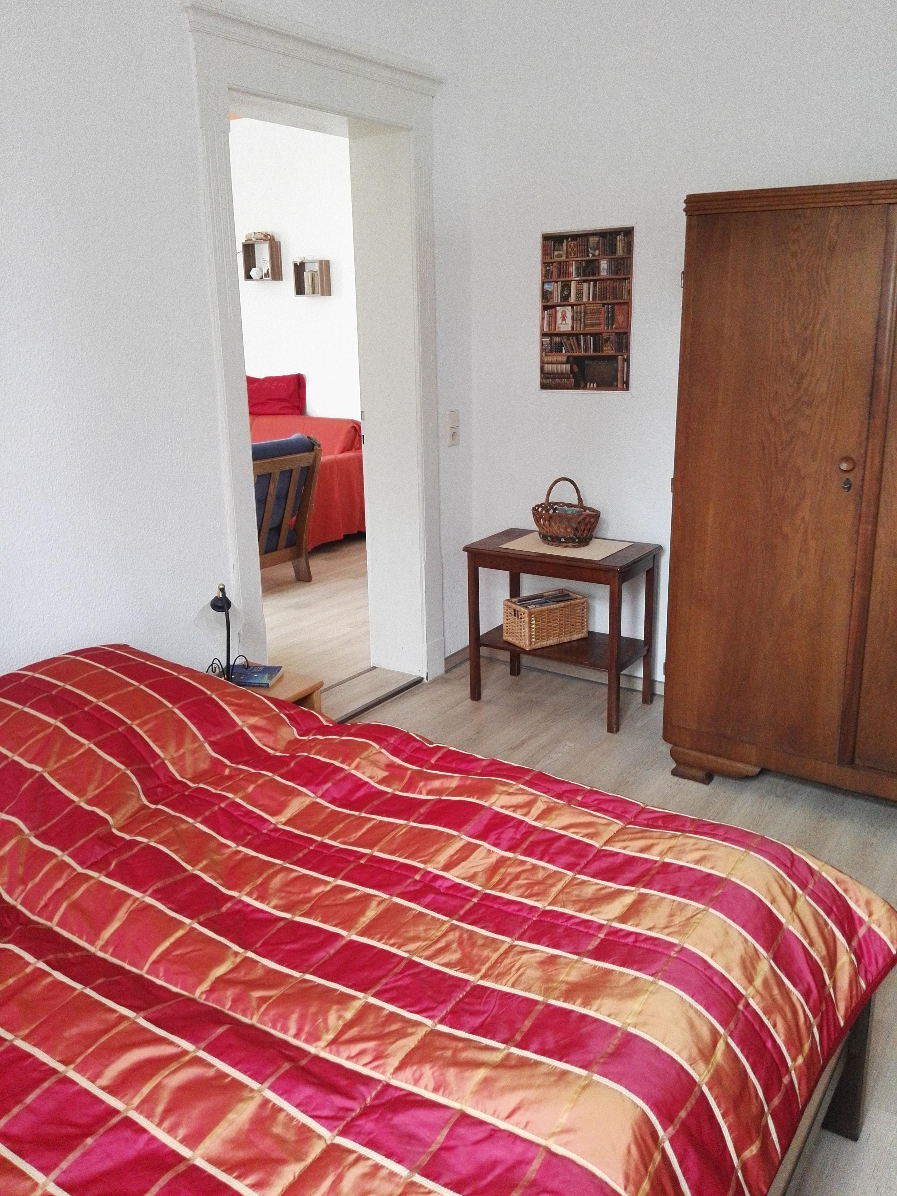 Friedegerns Ferienwohnungen in Schierke - Schlafzimmer