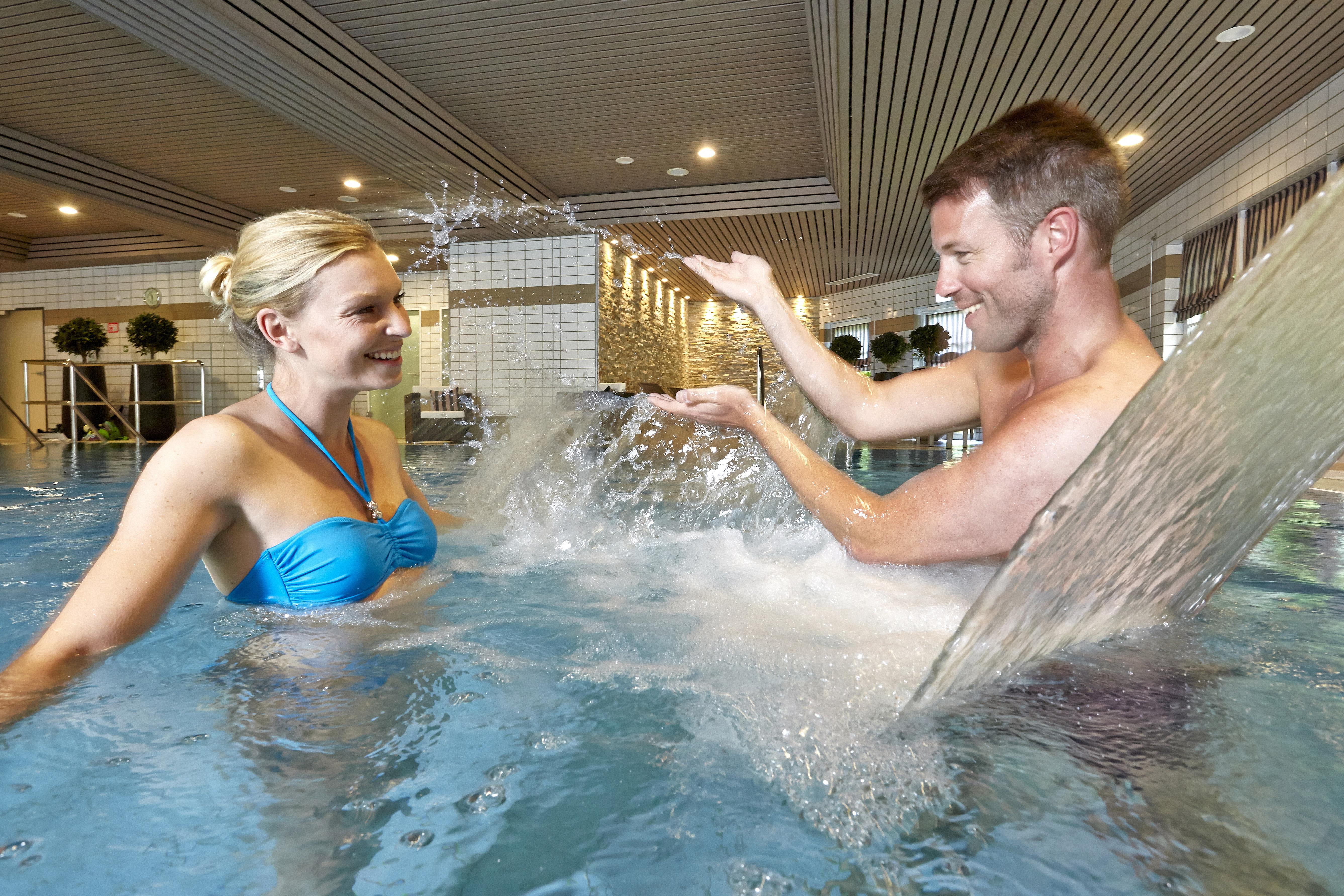 relexa hotel Harz-Wald - Braunlage - Innenpool
