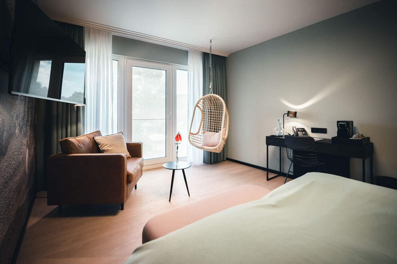 Romantik Hotel FreiWerk Stolberg - Superior Doppelzimmer