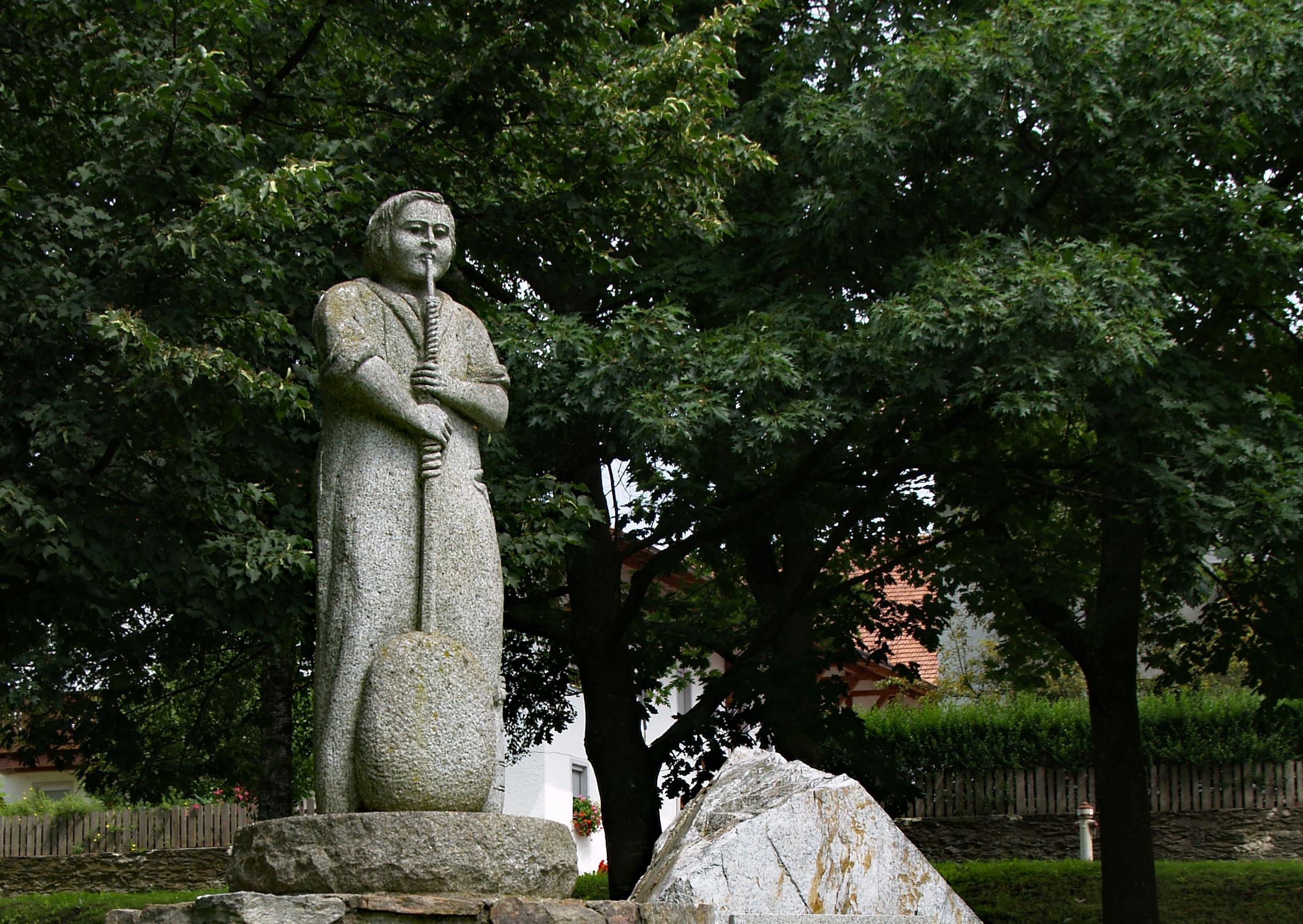 Glasmacherdenkmal Engelshütt