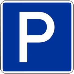Parkplatz am `Hindahls Kreuz`