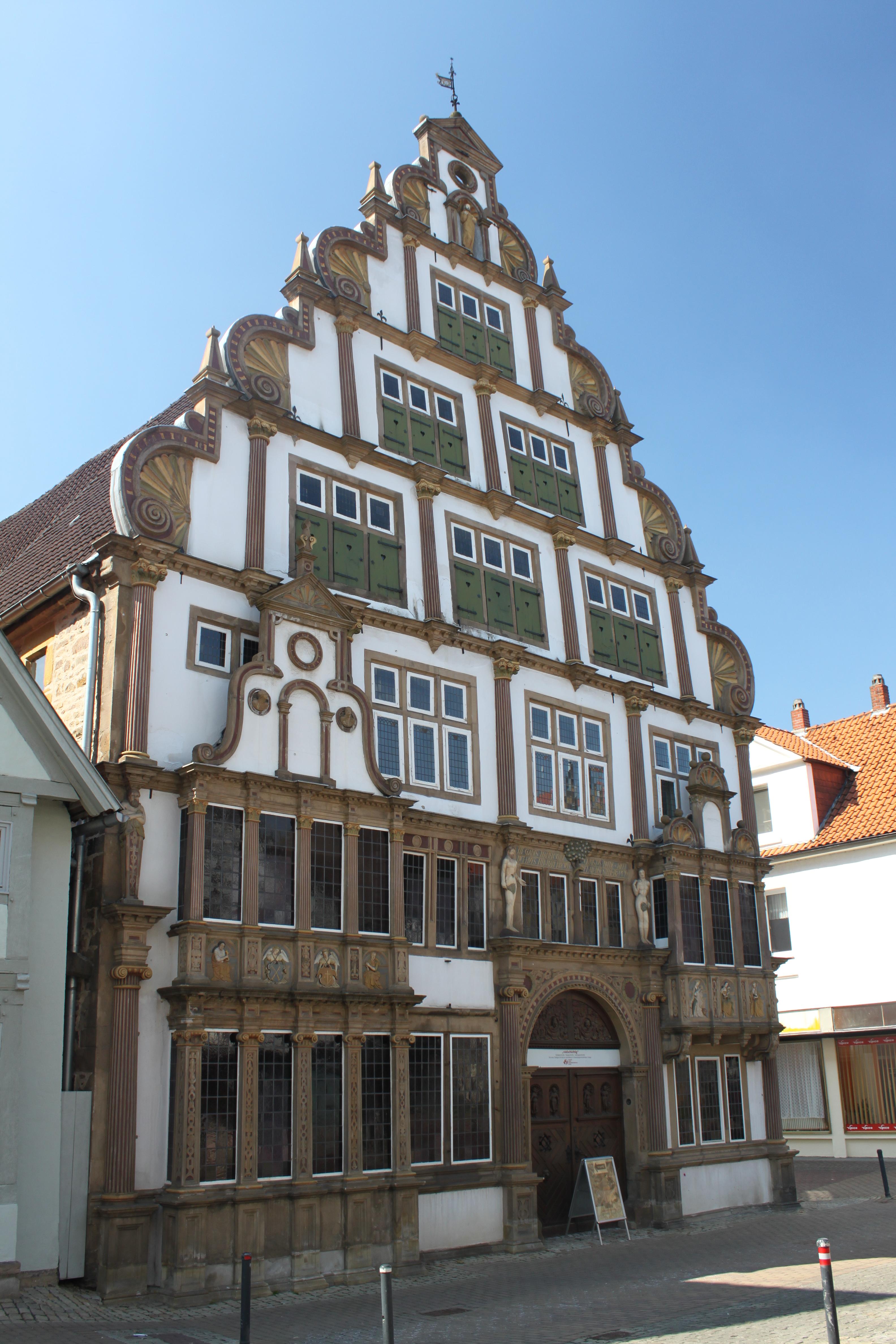 Hexenbürgermeisterhaus Lemgo