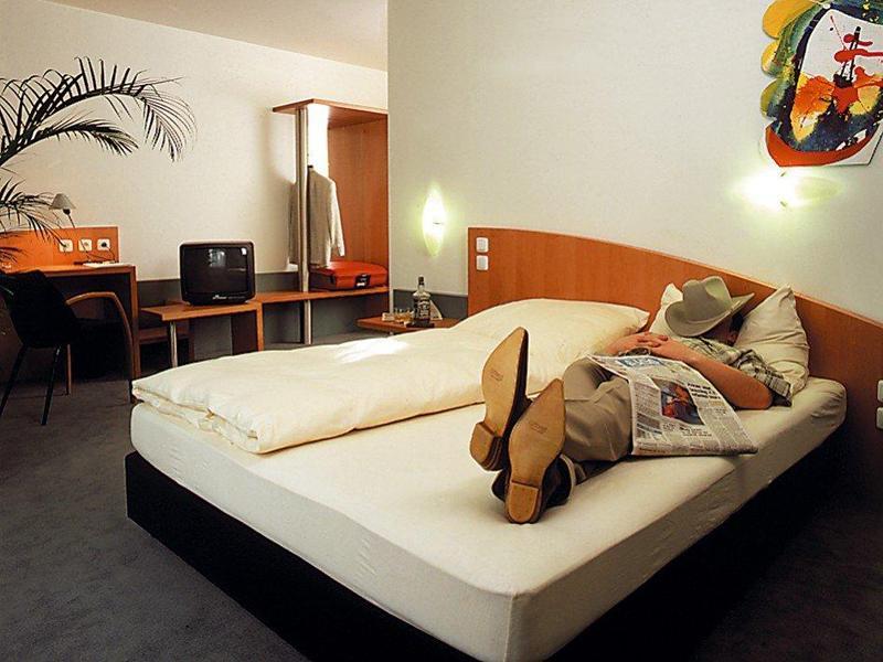 Zimmer im Sporthotel Wiedenbrück