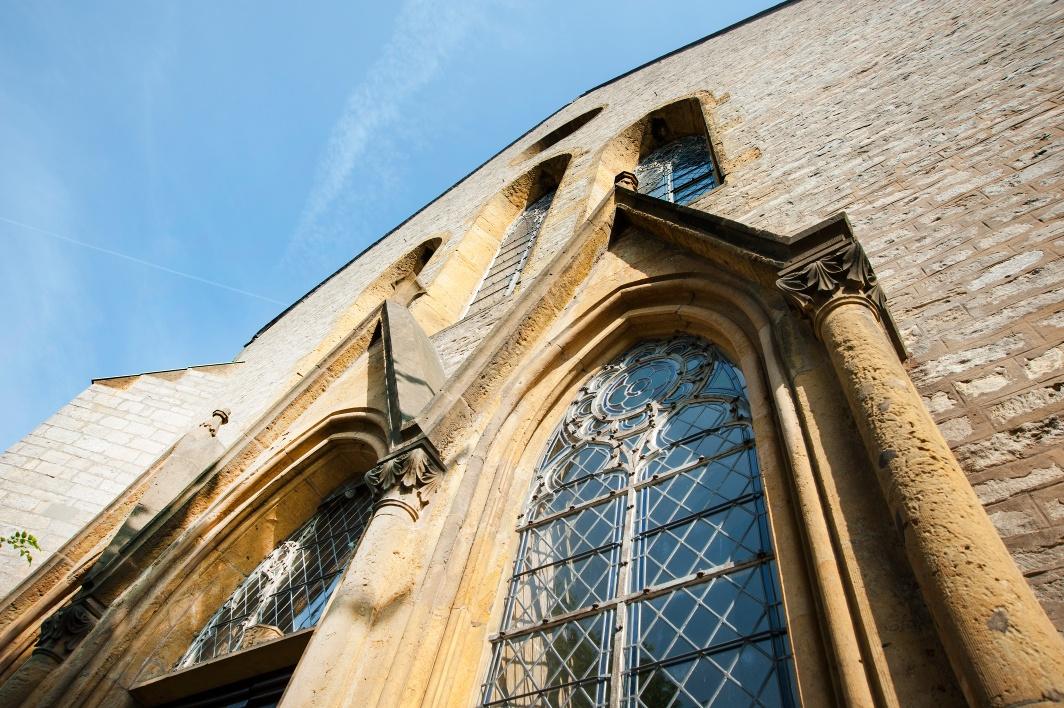 Ev. luth. St. Jacobi Kirche in Werther