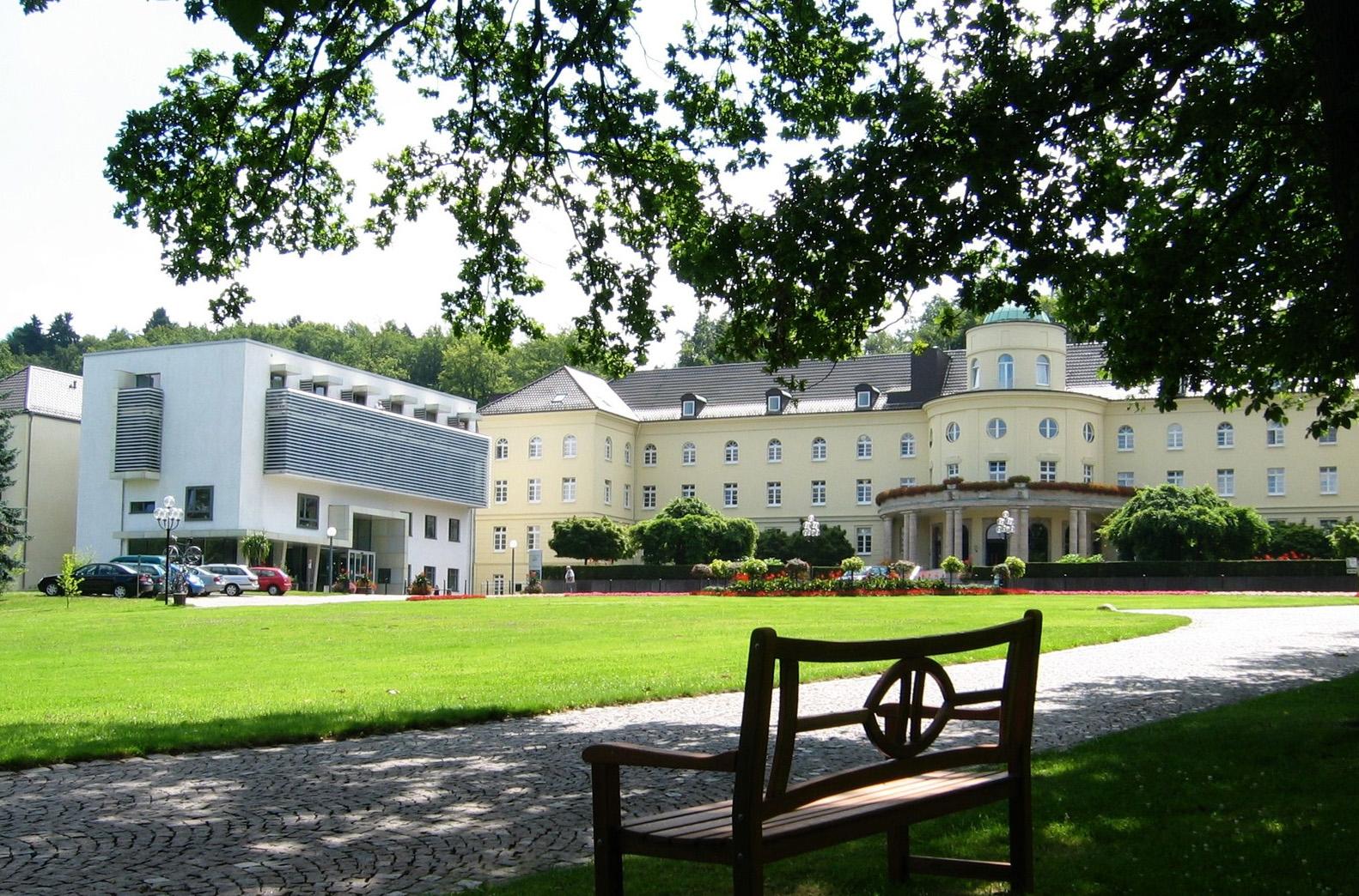 Park Bad Hermannsborn