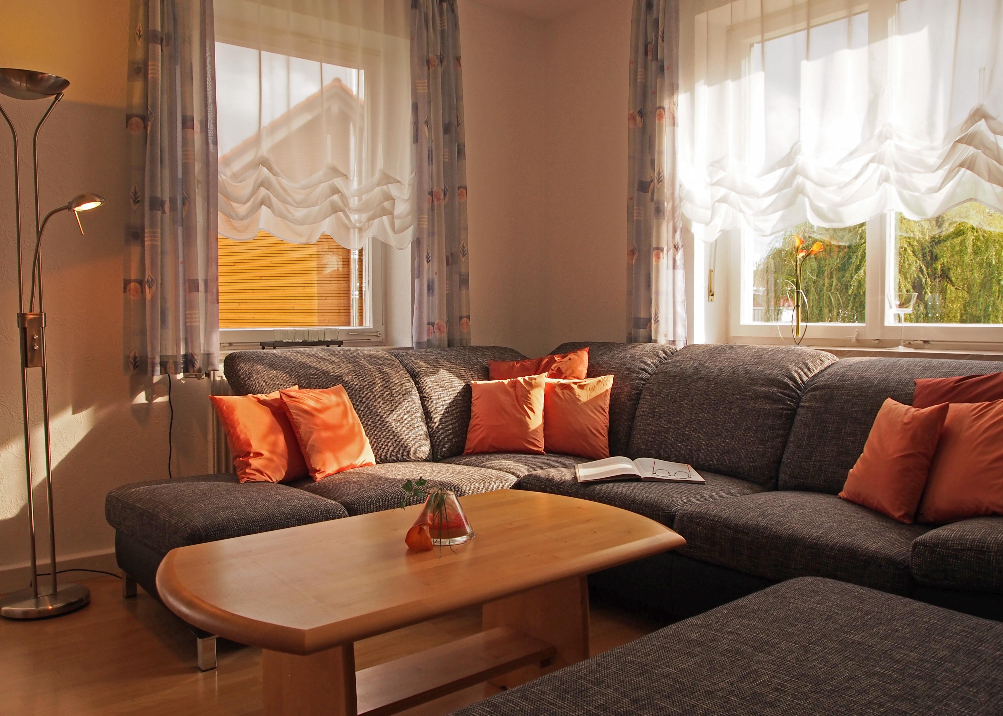 Ferienwohnung Rittler, Wohnzimmer