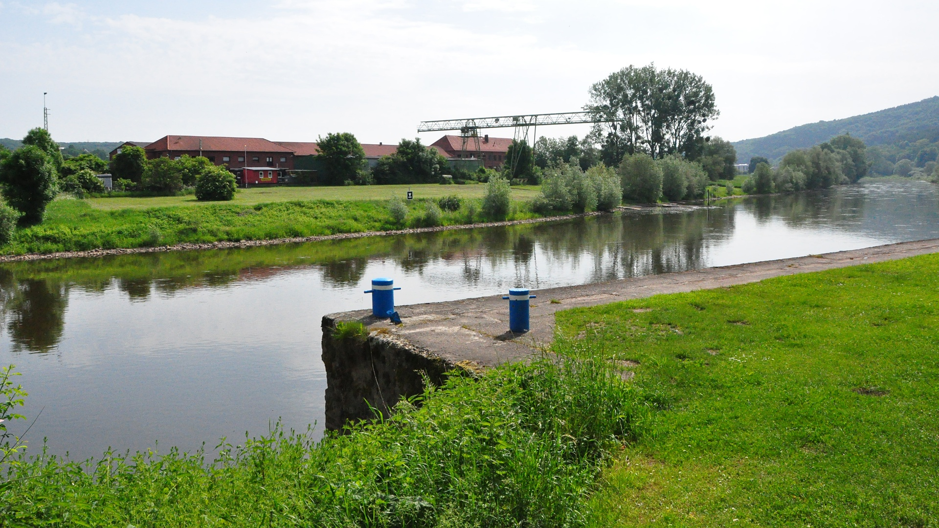 Der Weserhafen
