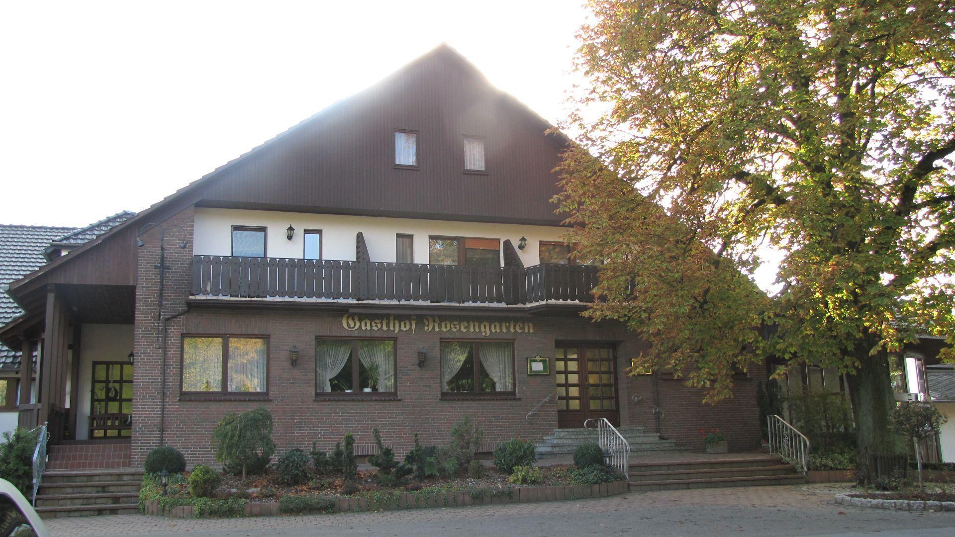 Gasthof Rosengarten
