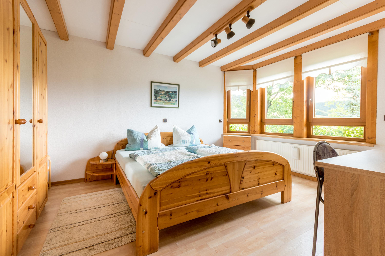 """Ferienhaus """"Tony"""" in Osterode - Lerbach - Schlafzimmer"""
