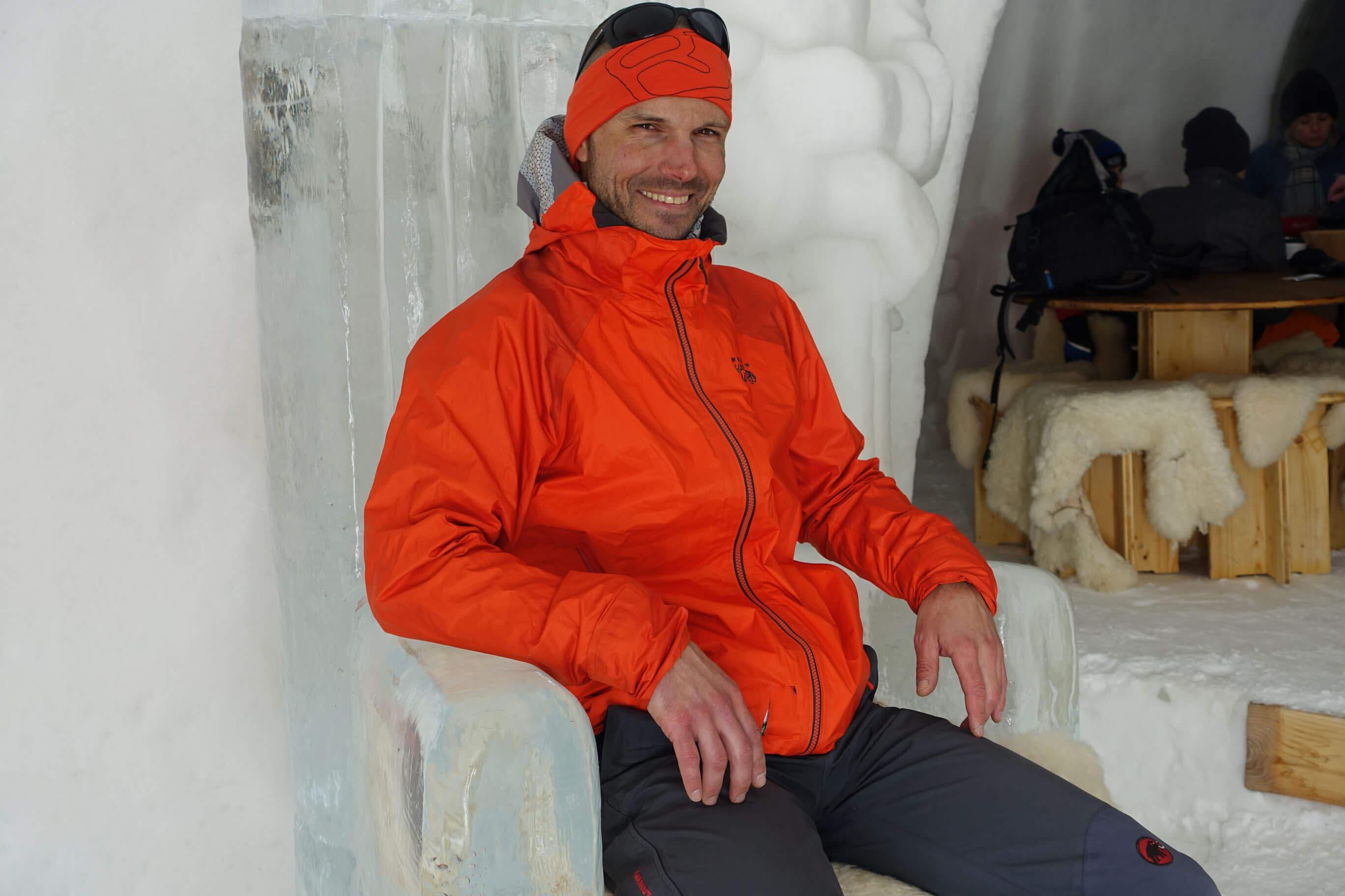 Passionierter Wanderleiter, Jörg Hehlen