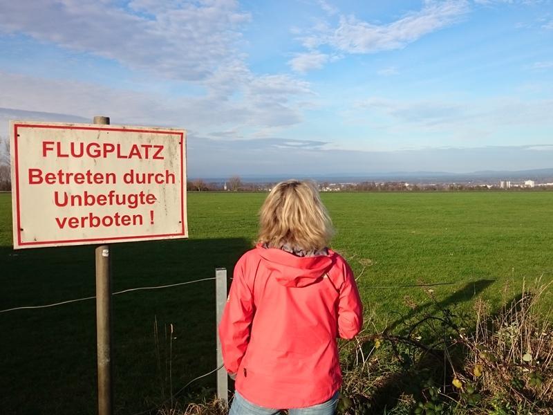 Flugplatz Paderborn-Haxterberg (Flugfeld)