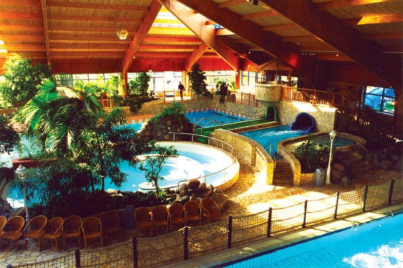Im Innern des H2O Sport- und Freizeitbad Herford