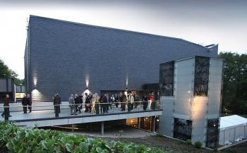 Außenansicht Konzerthaus