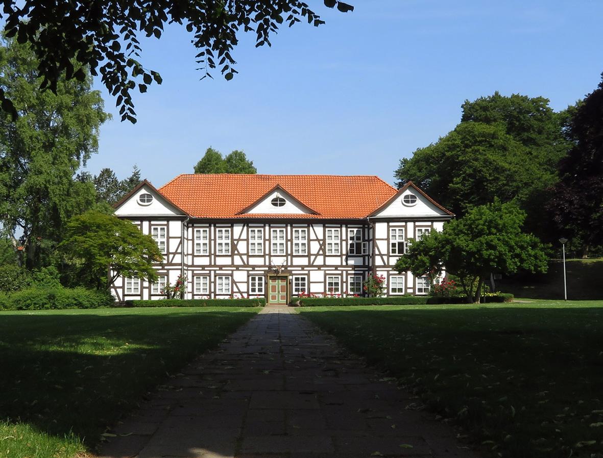 Städtisches-Museum-Seesen-im-alten-Jagdschloss-Frontansicht