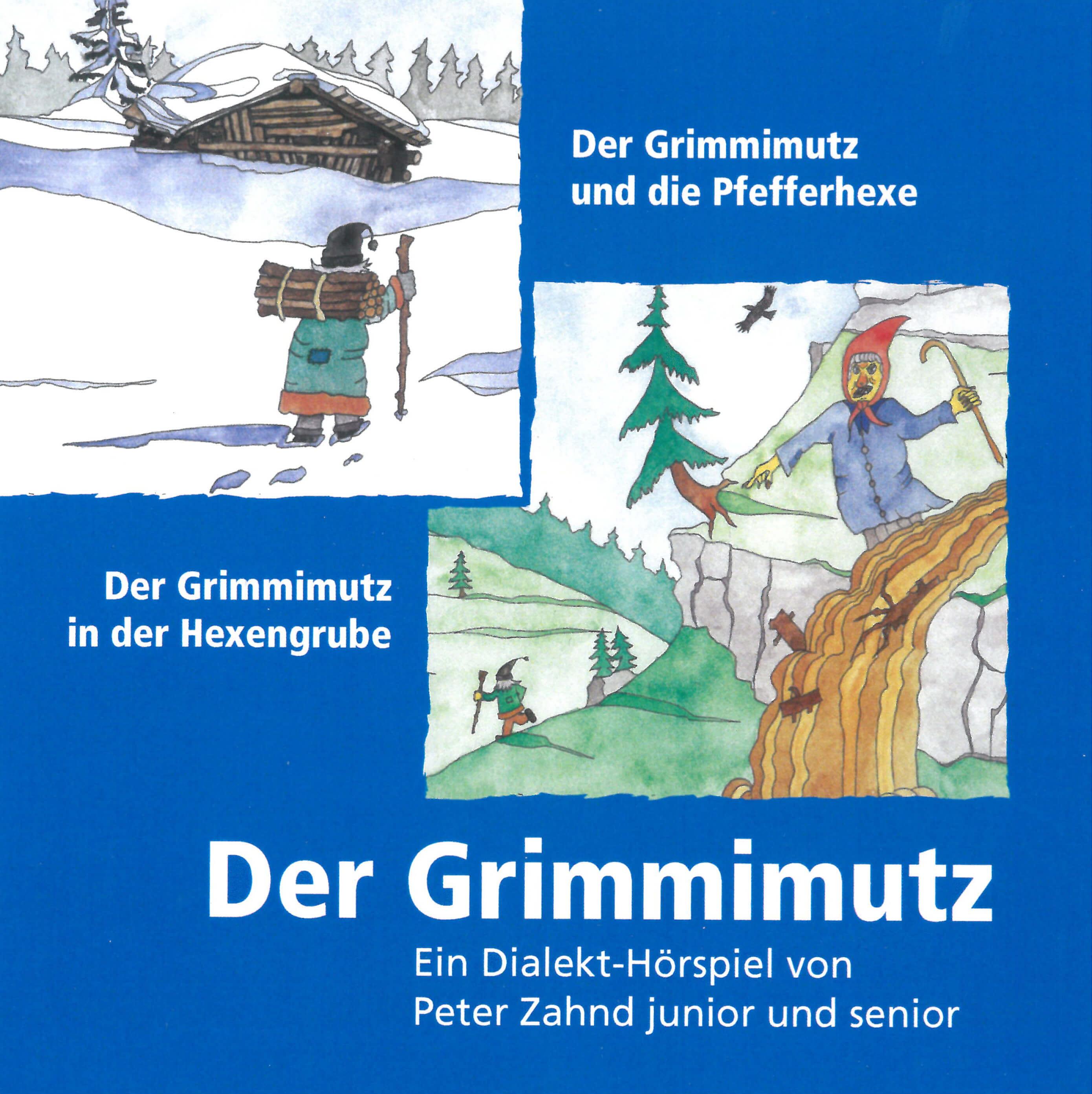 CD «Der Grimmimutz»