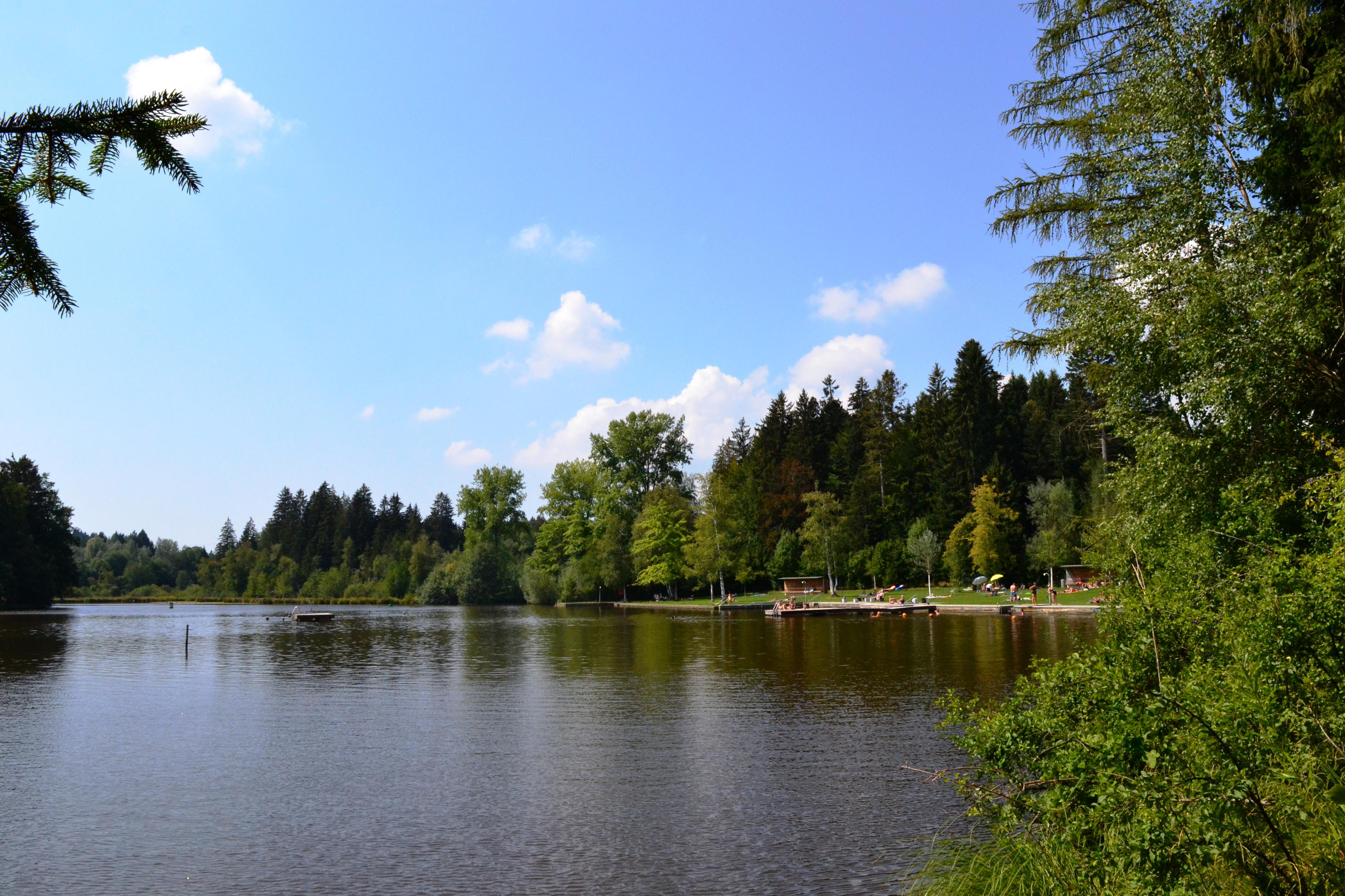 Waldseebad