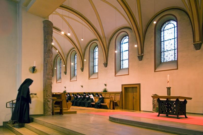 Abtei vom heiligen Kreuz, Beverungen-Herstelle