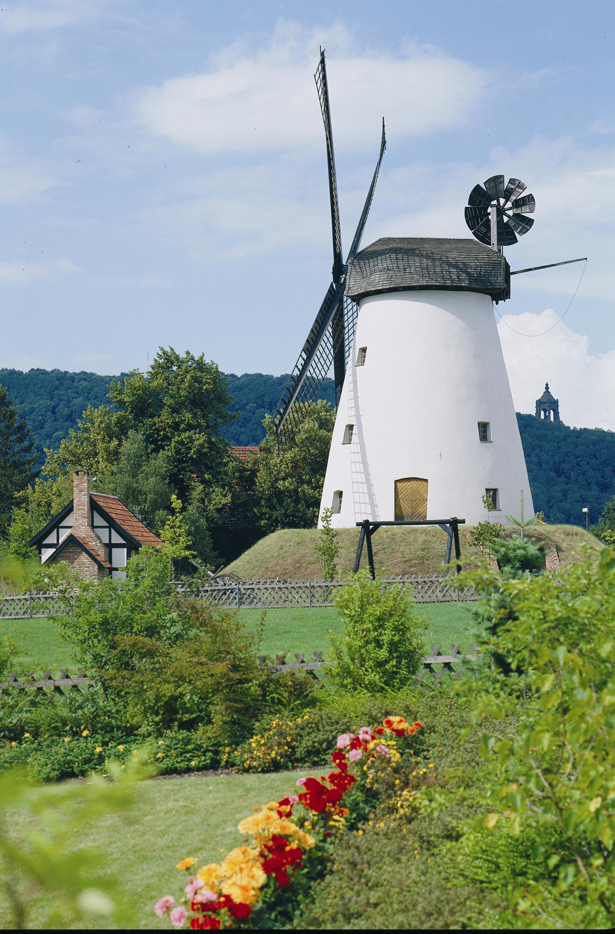 Windmühle Holzhausen a. d. Porta