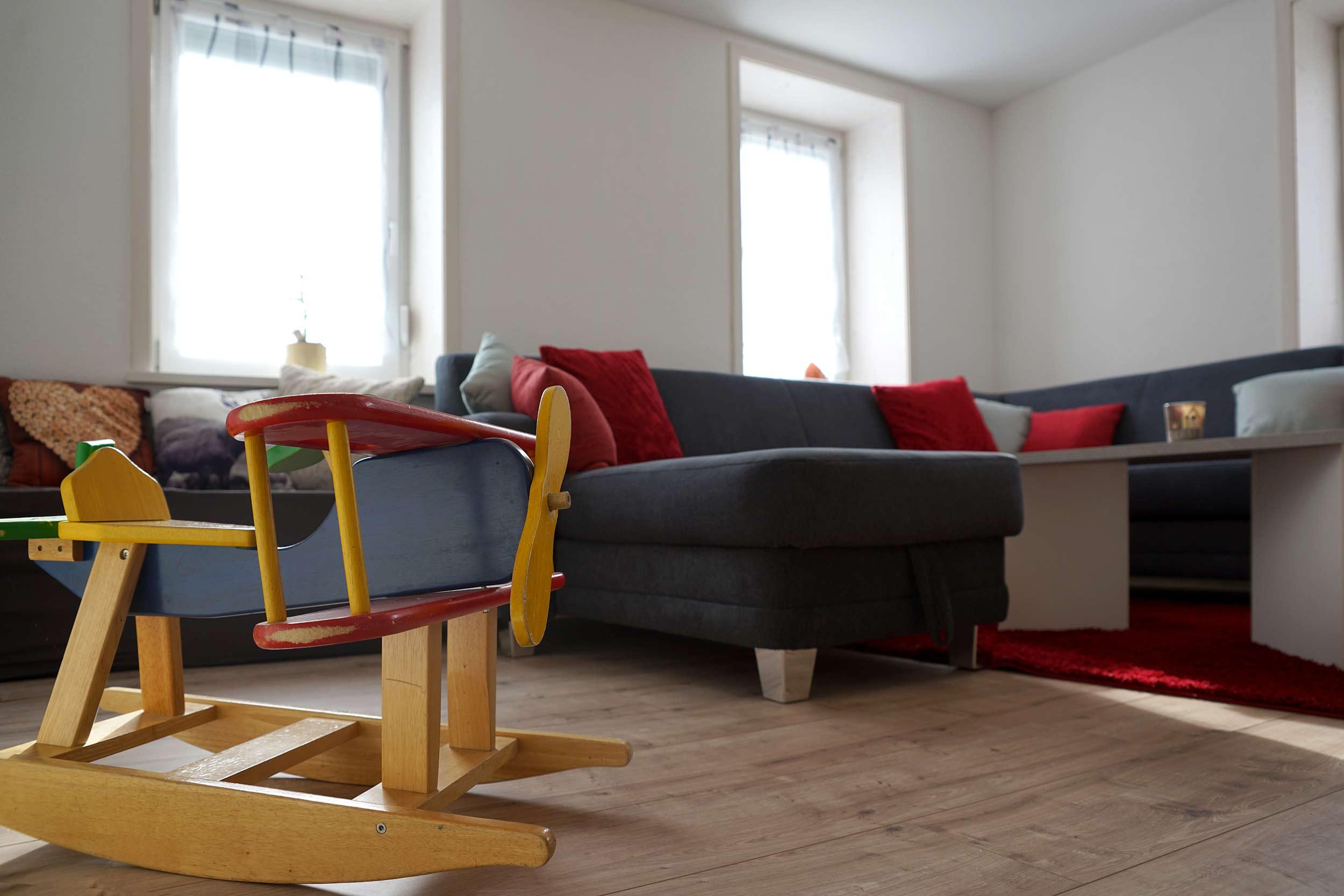 Ferienwohnung Christian Buhmann, Wohnzimmer