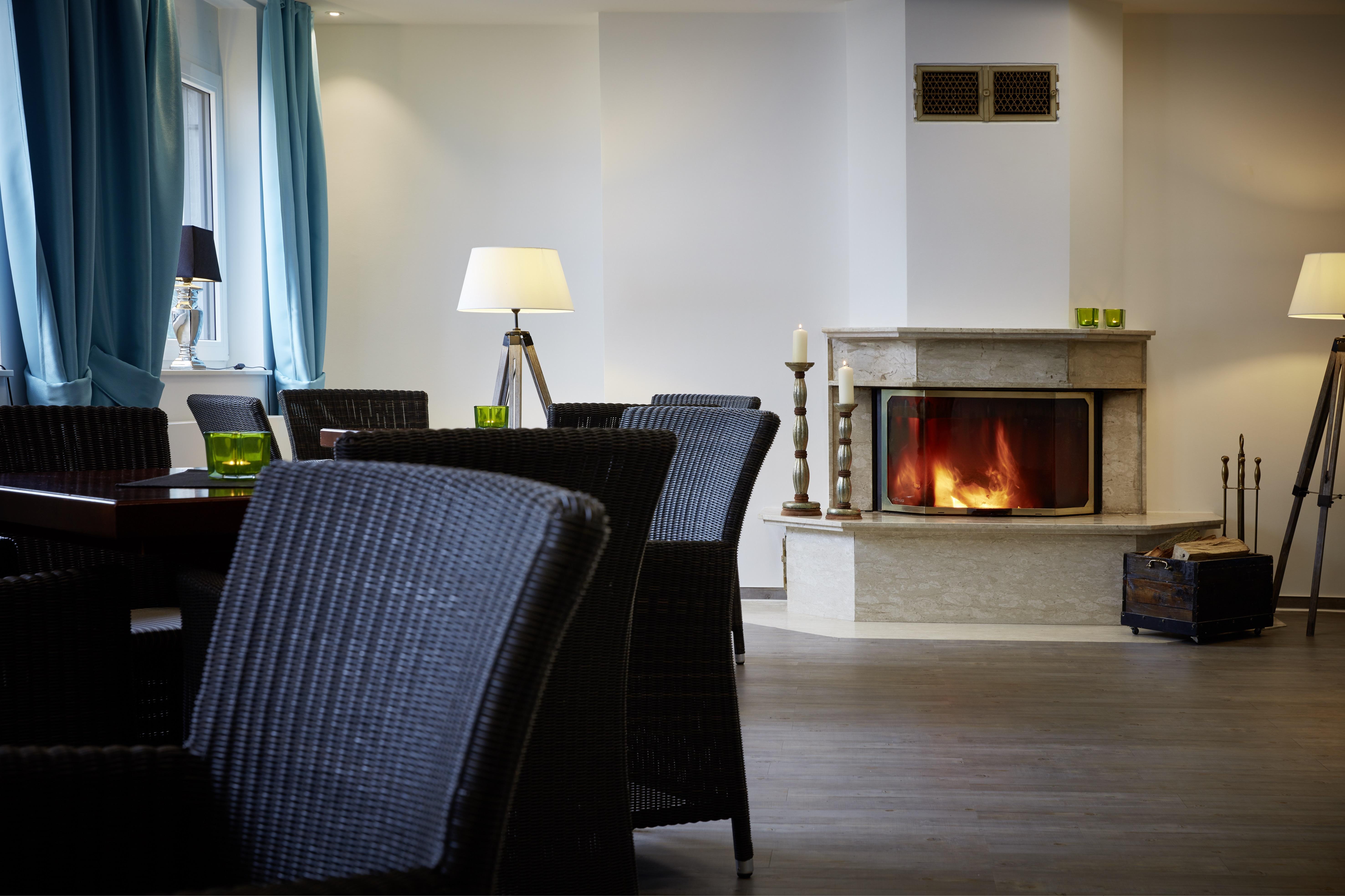 Hotel Bärenstein - Kamin