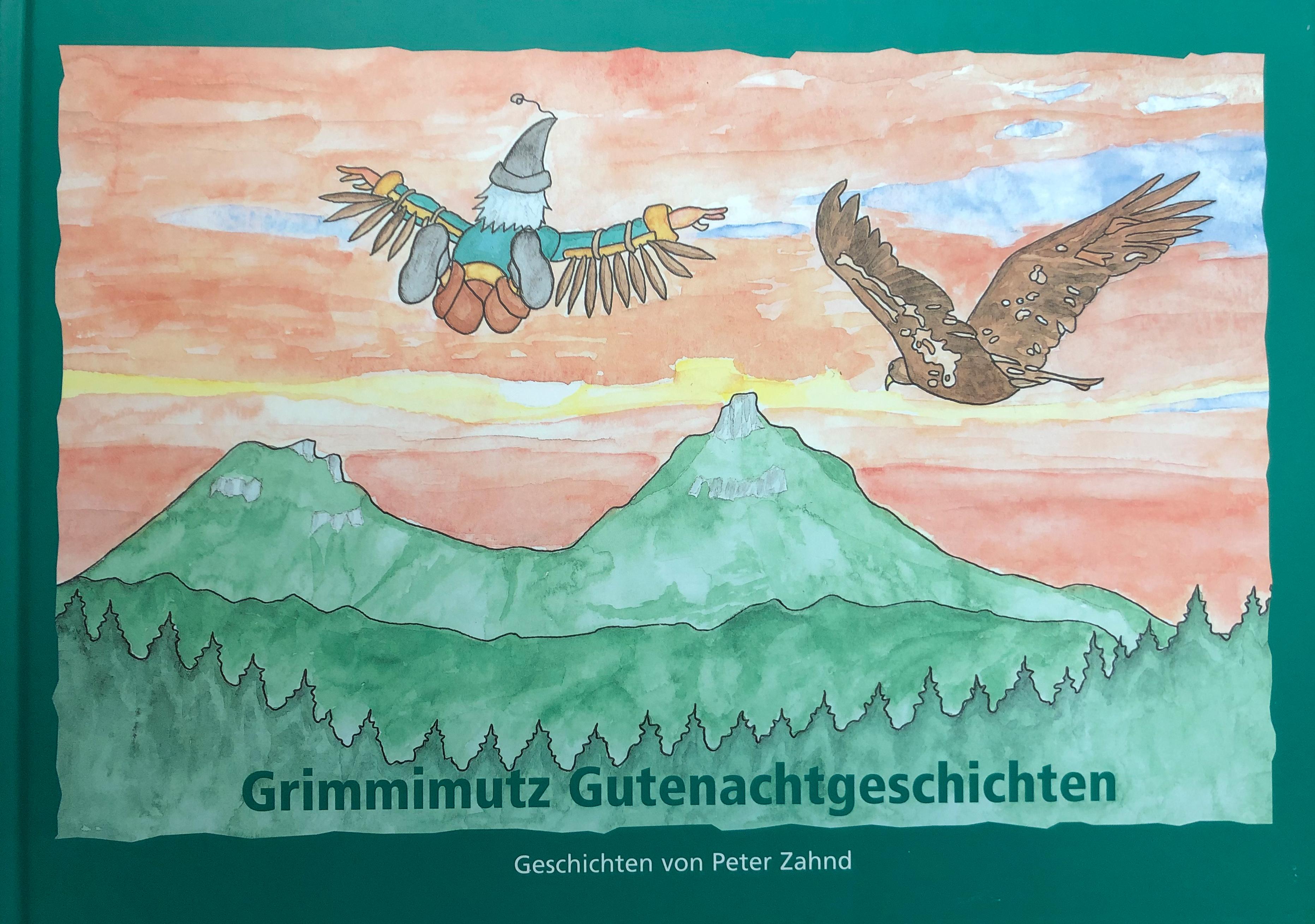 Buch «Grimmimutz Gutenachtgeschichten»