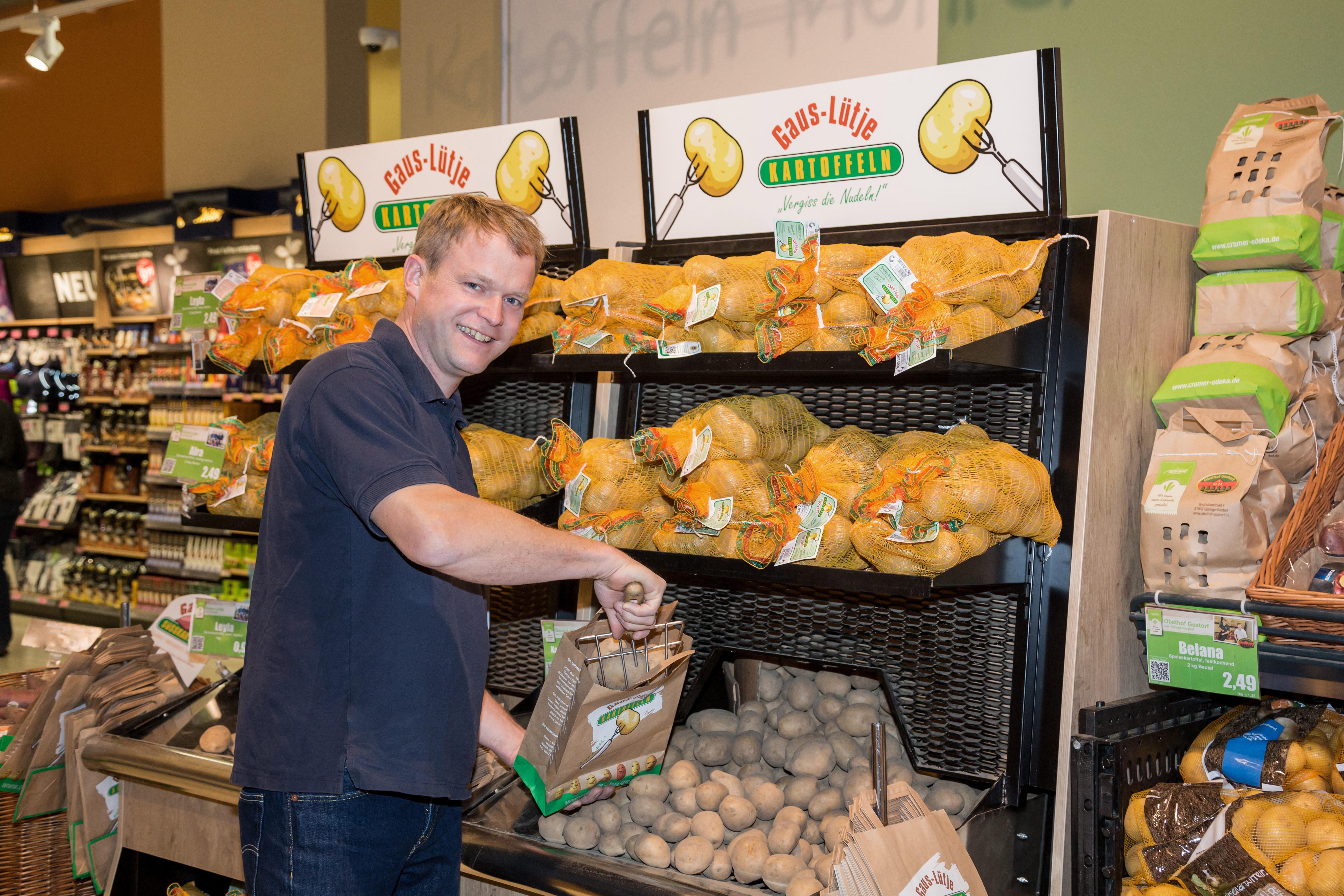 Kartoffelprodukte vom Hof Gaus-Lütje