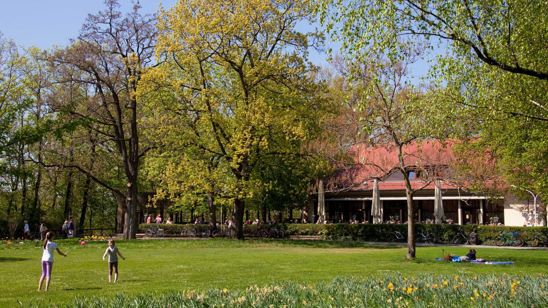 Stadtpark Fürth