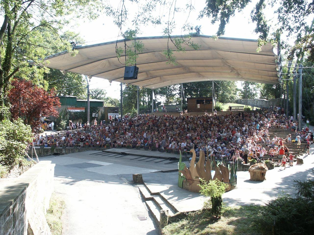 Freilichtbühne Tecklenburg