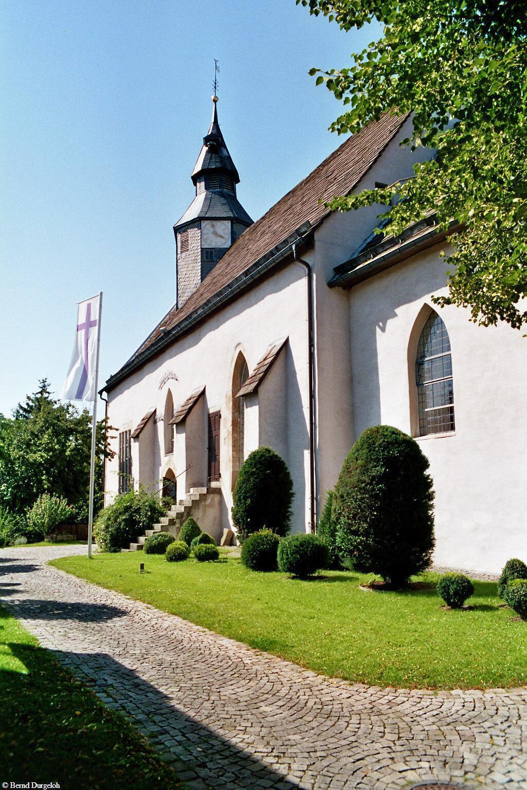 ev.-ref. Kirche Schwalenbeg