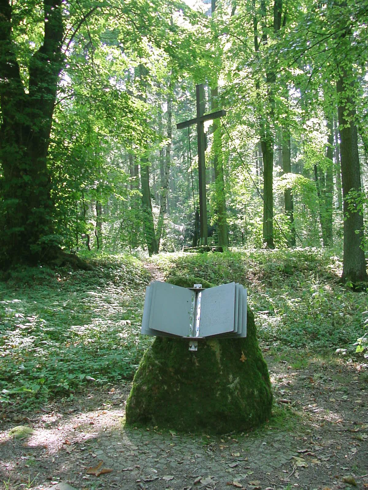 Buch Pestfriedhof
